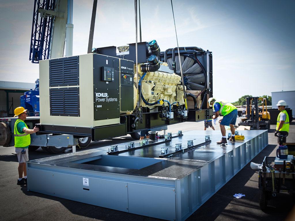 Пусконаладочные работы дизельных электростанций