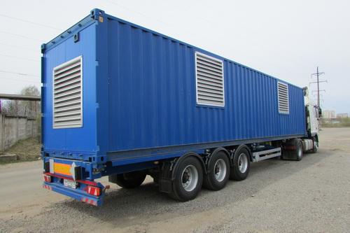 Доставка дизельных генераторов и электростанций