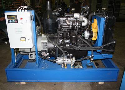 фото ДЭС 20 кВт АДРм20С-Т400-1РГ