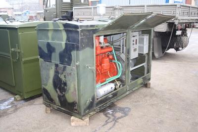 АД-20 Д-65 в кожухе