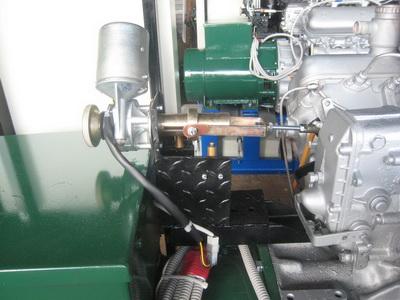 ПРТ-02 регулятор оборотов АД 60 (ДЭС 60) ДГУ 60