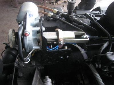 ПРТ-02 регулятор оборотов АД 160 (ДЭС 160) ДГУ 160
