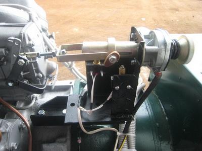 ПРТ-02 регулятор оборотов АД 300 (ДЭС 300) ДГУ 300
