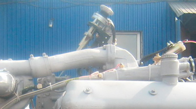 ПРТ-02 регулятор оборотов АД 315 (ДЭС 315) ДГУ 315