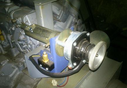 электрический регулятор оборотов прт 02