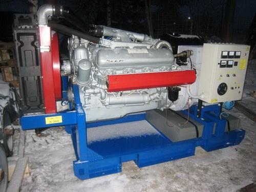 ЯМЗ-7511.10 (АД-200) Двигатель ЯМЗ-7511.10