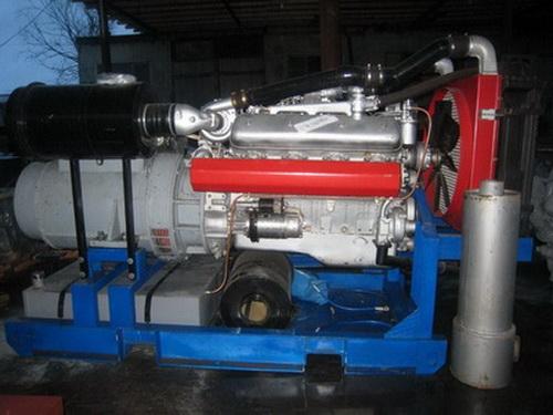 ЯМЗ-7514.10 (АД-200...АД-250) Двигатель ЯМЗ-7514.10
