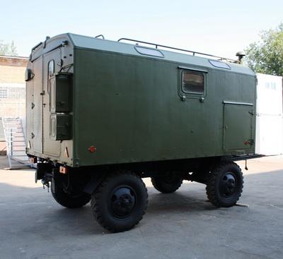 КУНГ КП-2 Кунг КП-2 унифицированный, кунг КП-2 герметизированный на шасси, Базовое шасси кунга КП-2 СЗАП 782Б (2-ПН-4М), Габаритные размеры кунга КП-2 4580х2470х3100 мм