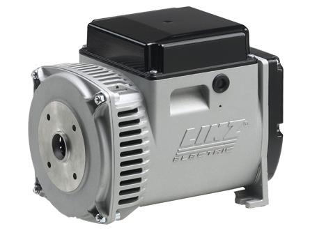 PRO28S B/4 LINZ ELECTRIC (АД-150) Синхронный генератор Pro28S B/4 Linz Electric