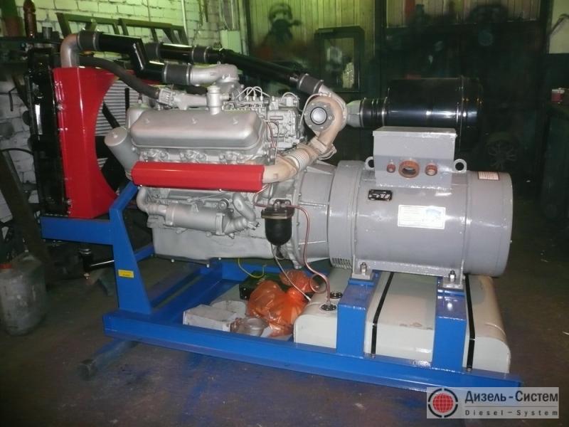 АД-100С-Т400 (АД-100-Т400) ЯМЗ-236БИ генератор 100 кВт