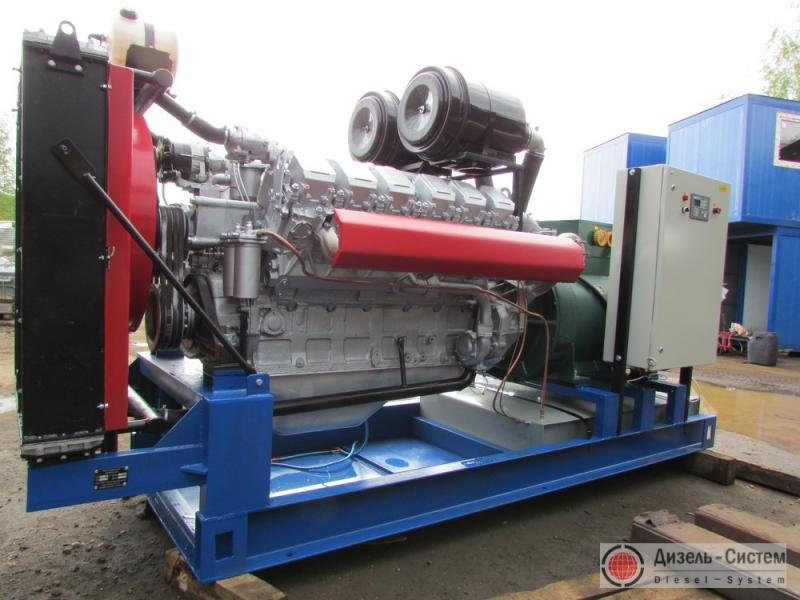 АД-315С-Т400-2РМ2 (АД-315-Т400-2РЯ) генератор 315 кВт открытого исполнения на раме