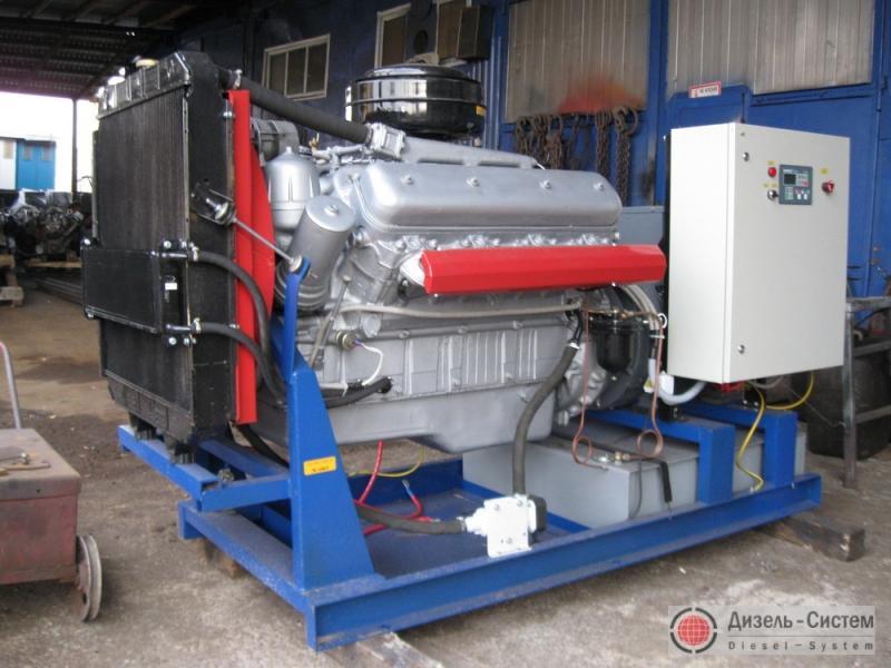 АД-100С-Т400-2Р (АД-100-Т400-2Р) ЯМЗ-238М2 генератор 100 кВт