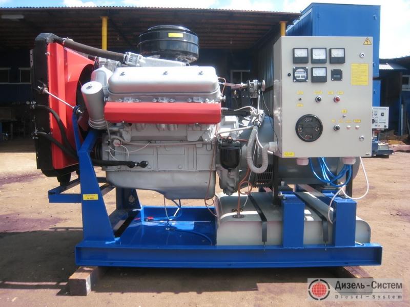 АД-60-Т400-1Р ЯМЗ генератор 60 кВт