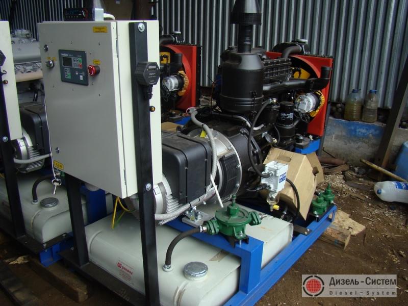 АД-30 дизель-генератор мощностью 30 кВт