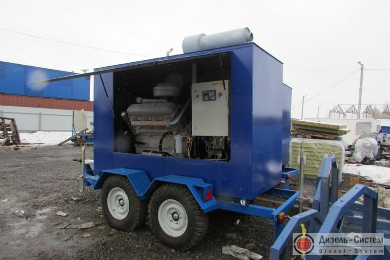 Передвижная ПЭС-120 (АПДЭС-120) генератор 120 кВт