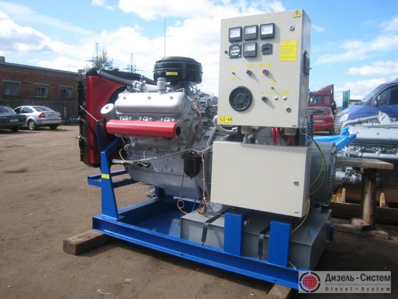 АД-60С-Т400-1Р ЯМЗ генератор 60 кВт