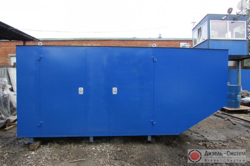Фото электроагрегата дизельного АД40-Т400 в капоте