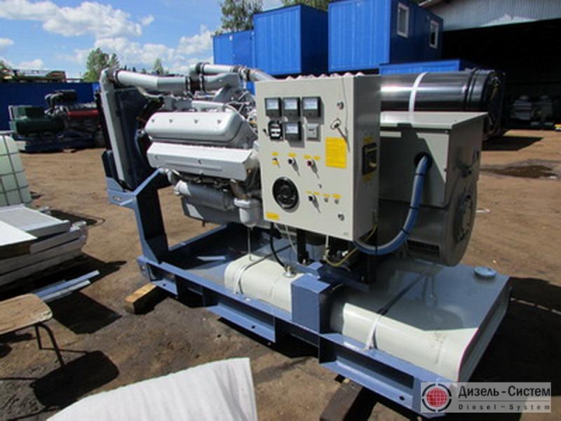 АД-200С-Т400 ЯМЗ (АД-200-Т400 ЯМЗ) генератор 200 кВт с двигателем ЯМЗ