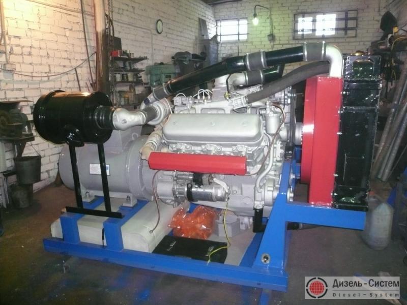 Фото и обозначение электрогенератора АД-120С-Т400-Р