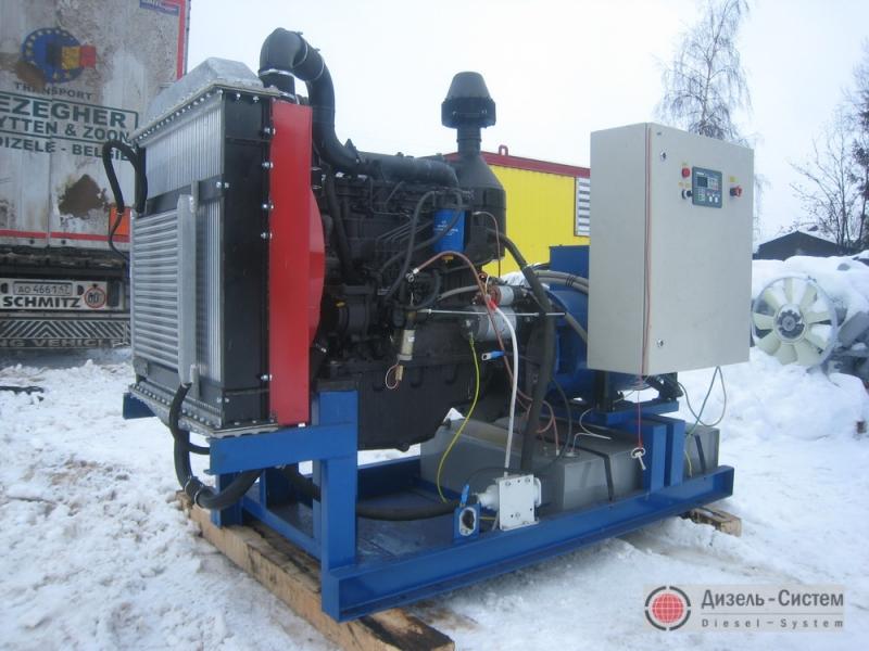 Фото и обозначение электрогенератора АД-20С-Т400-Р