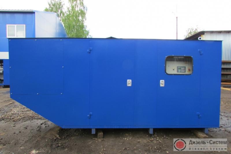Фото дизель-генераторной установки ДГУ-100 в капоте